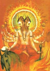 Agni-god