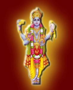 Dhanvantari-god