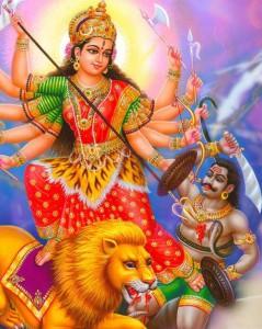 Durga-godness