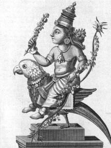 Kama-god