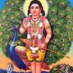 Kartikeya-god