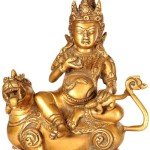 Kubera-god