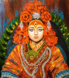 Kumari-godness