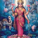 Mahalakshmi-godness