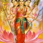Парвати богиня