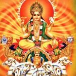 Surya-god