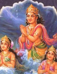 Varuna-god