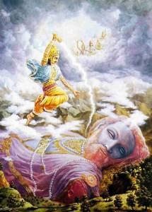 Indra-god