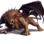 Mantikora-animal