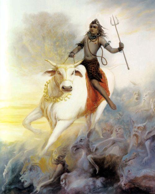 Бог Рудра