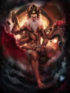 Brahma-god