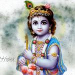 Krishna-god