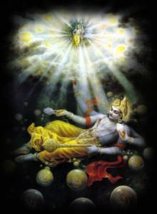 Vishnu-god