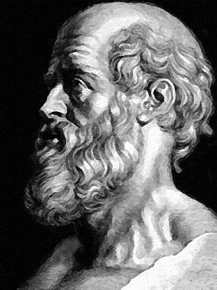 Философские идеи Алкмеона