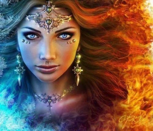 Фрейя — энергия сексуальности, женственности, любви и активности (инициация)