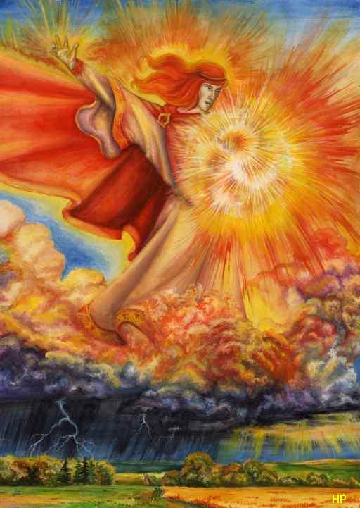 Бог Митра — энергия сделок, бизнеса и процветания (посвящение, инициация)