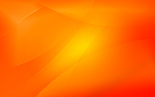Энергия оранжевого цвета