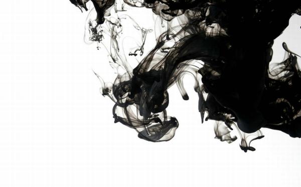 Энергетические свойства черного и белого цвета