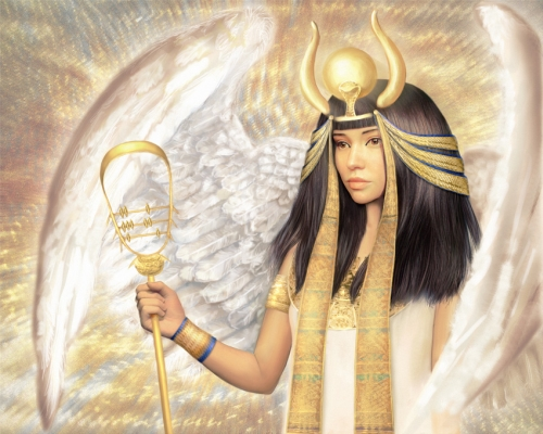 Богиня Исида — энергия женственности и гармонии (посвящение, инициация)
