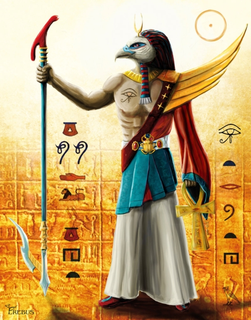 Ra - god