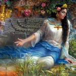 Богиня Спента Армаити