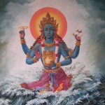 Бог Дханвантари