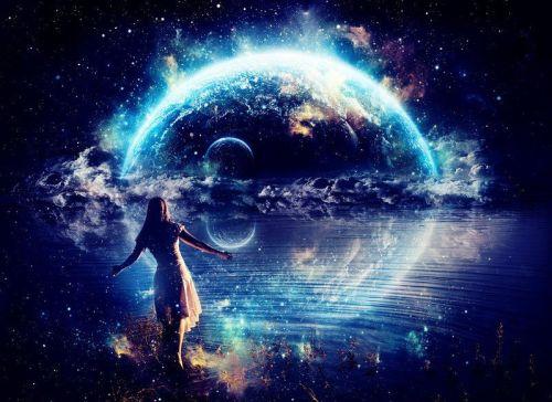 path of universal cosmoenergy