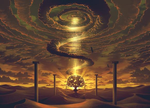 8 вуалей — ступени свободы нашего сознания