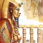 Древний Египет - союз 2-х созвездий