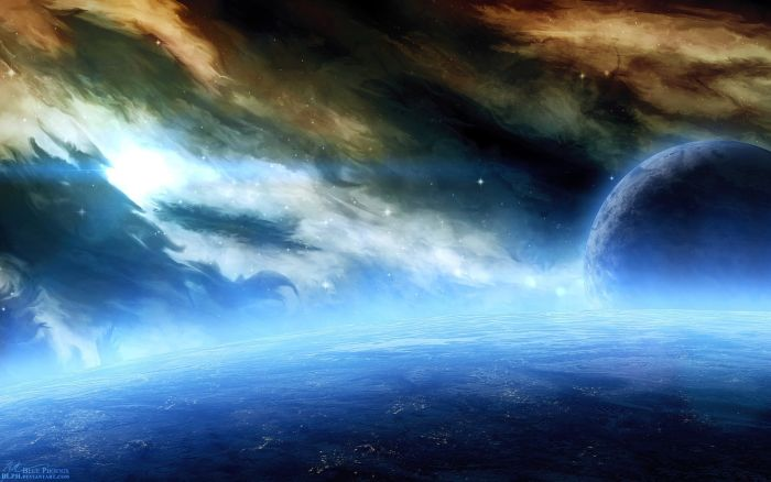 Бесконечность, Вселенная, богиня бесконечности, Карма