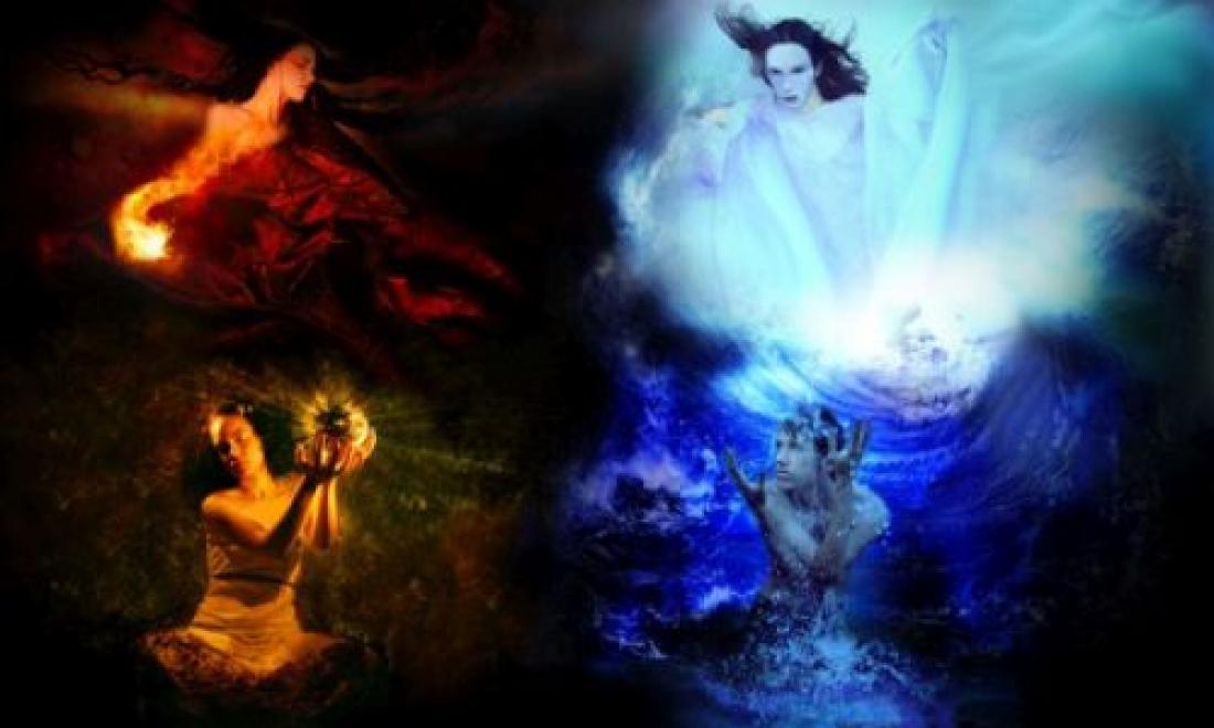 Магическая практика «Дыхание четырех стихий»