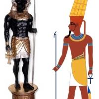 Амон, бог Амон, энергетический канал бога Амона (посвящение, инициация)
