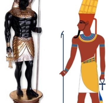 Бог Амон, энергетический канал бога Амона (посвящение, инициация)