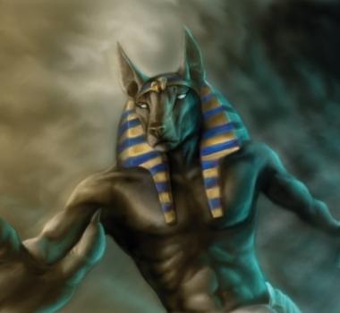 Бог Анубис, канал бога Анубиса (посвящение, инициация)
