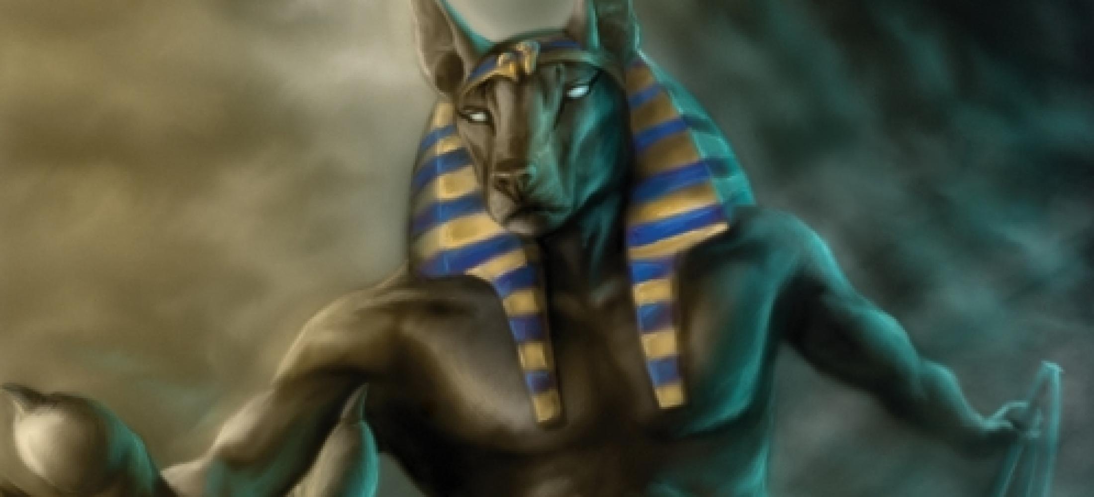 Анубис, бог Анубис, канал бога Анубиса (посвящение, инициация)
