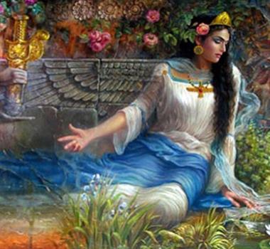 Армаити, богиня Спента Армаити, энергия земли и устойчивости (посвящение, инициация)