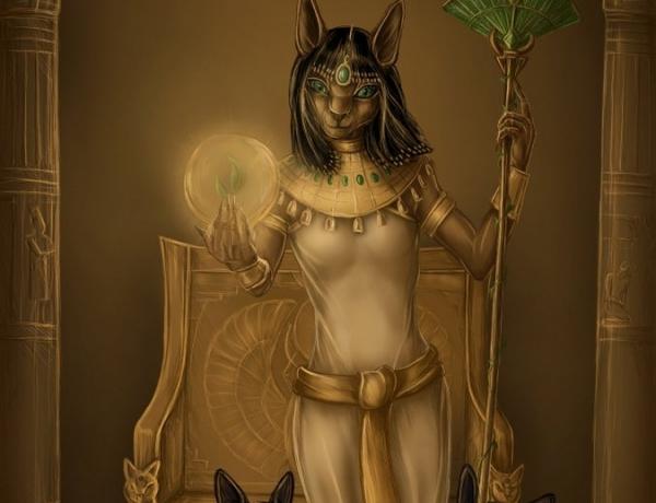 Богиня Баст, энергетический канал богини Баст (посвящение, инициация)