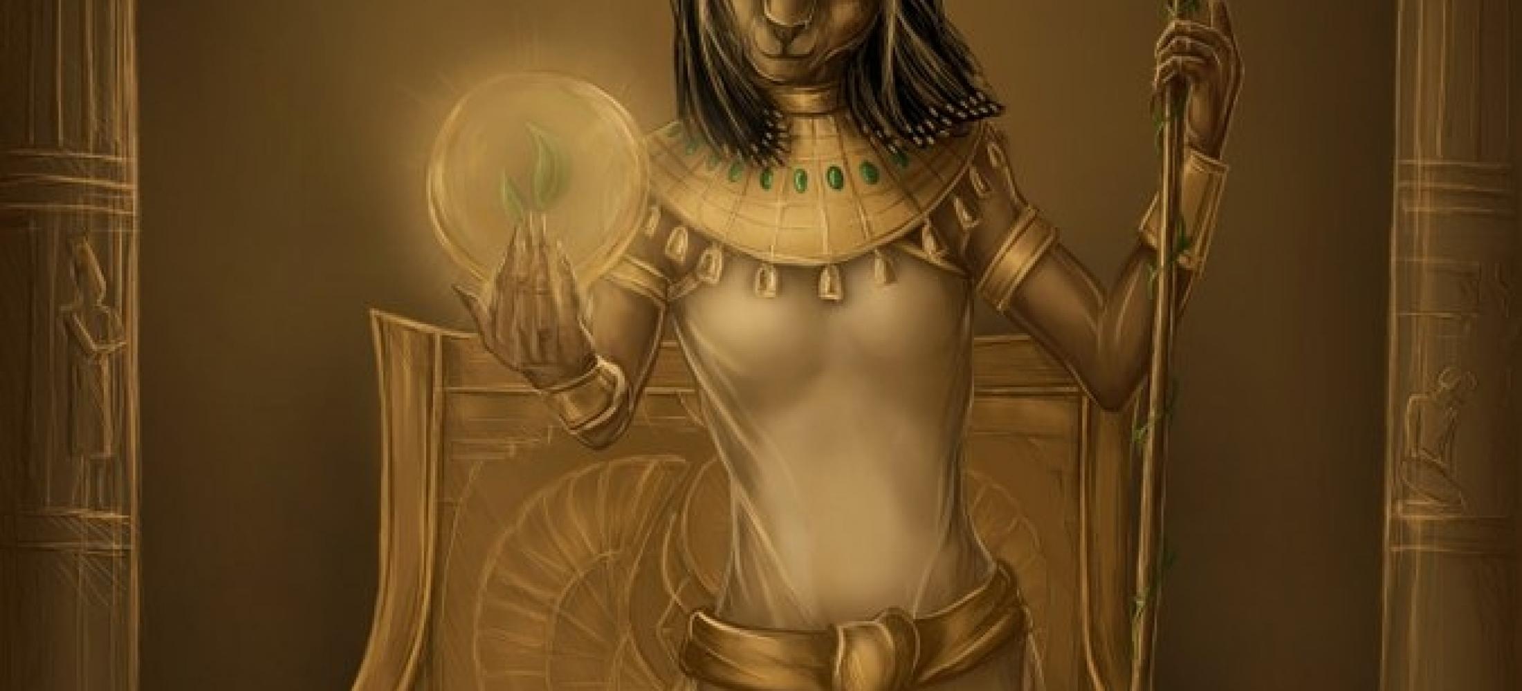 Баст, Богиня Баст, энергетический канал Баст (посвящение, инициация)