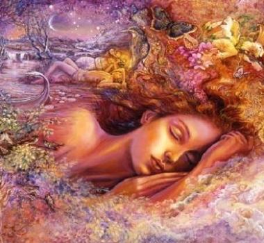 Как сознательно выйти из тела во сне?