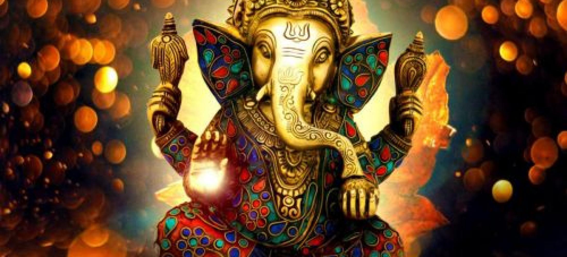 Ганеша, бог Ганеша, энергетический канал (инициация)