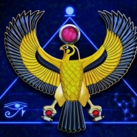 Гор бог, энергетический канал бога Гора (посвящение, инициация)