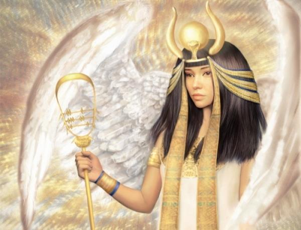 Богиня Исида, энергетический канал Исиды (посвящение, инициация)