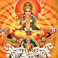 Бог Сурья