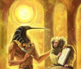 Бог Тот, энергетический канал Тот (посвящение, инициация)