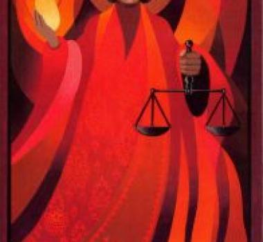 Бог Аша Вахишта, энергия правды и огня (инициация)