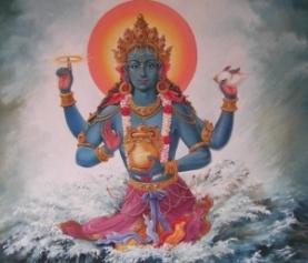 Дханвантари (энергетический канал, инициация, посвящение)