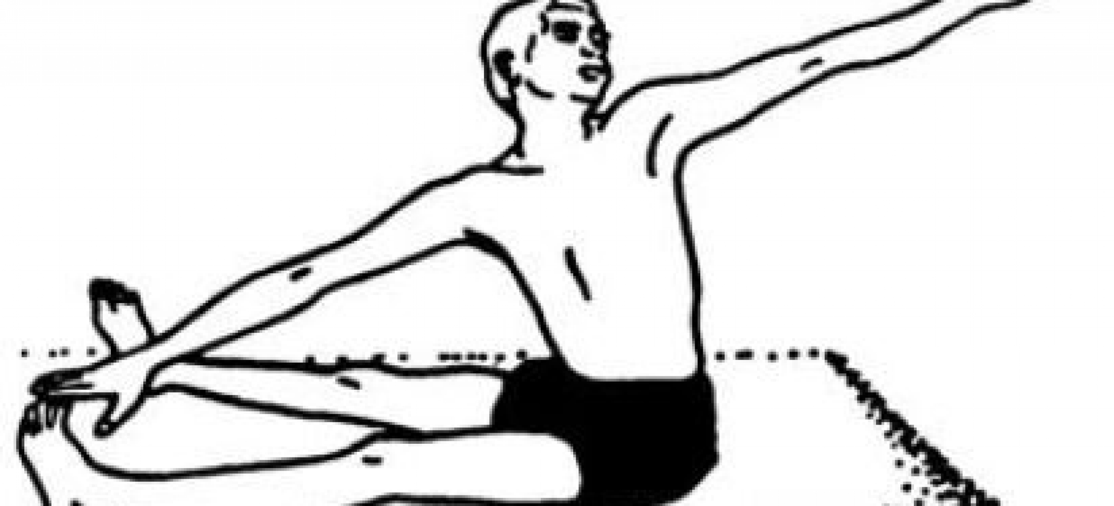 Динамическое закручивание позвоночника (Подготовительная асана)
