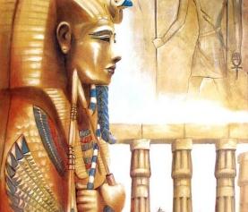 Древний Египет — священный союз двух созвездий