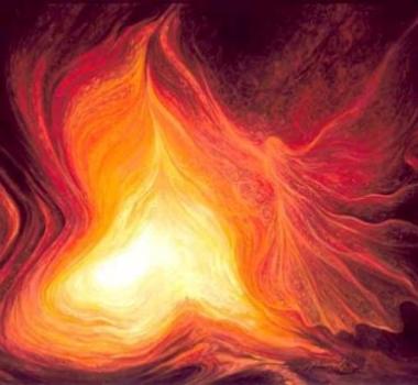 Огненная медитация