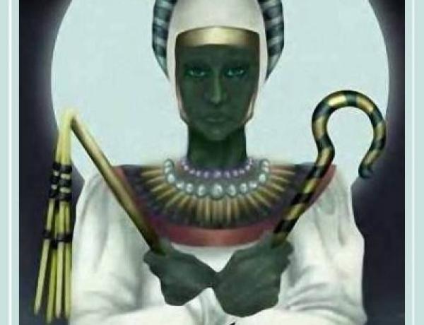 Бог Осирис, энергетический канал бога Осириса (посвящение, инициация)